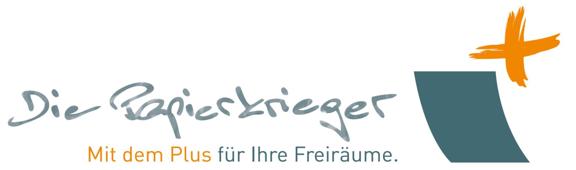 Logo PK auf weiß